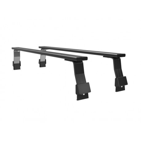 Barres de toit Gutter Mount FRONT RUNNER 1425 mm pour Land Rover Discovery II
