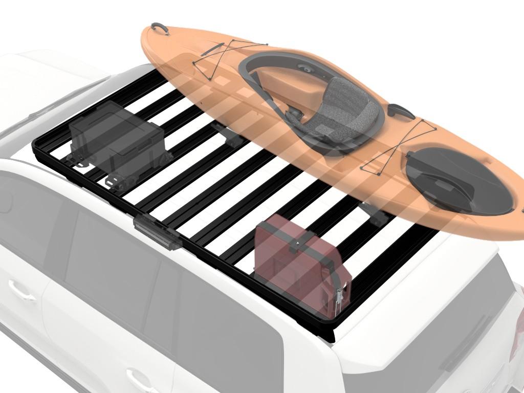 Galerie FRONT RUNNER Slimline II 1255 x 1964 mm Foot Mount pour Lexus GX470