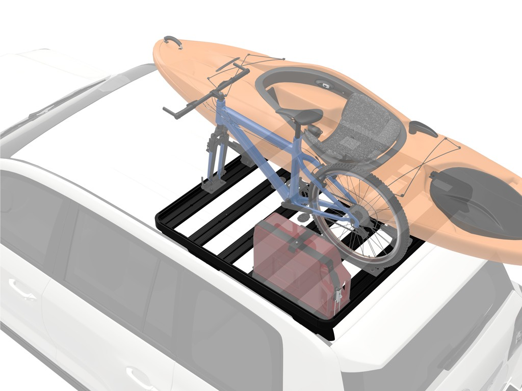Galerie FRONT RUNNER Slimline II 1255 x 1156 mm Foot Mount pour Lexus GX470