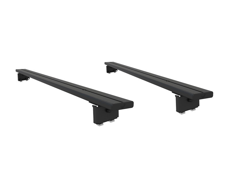 Barres de toit Track Mount FRONT RUNNER 1140 mm pour Mitsubishi Pajero III et IV DID 3 portes 2000-2014