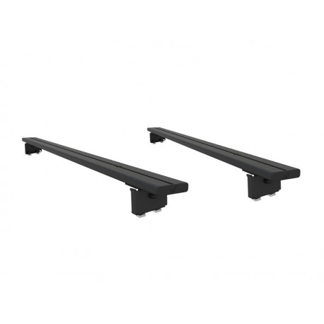 barres de toit foot mount front runner 1255 mm pour nissan x trail krnx003. Black Bedroom Furniture Sets. Home Design Ideas