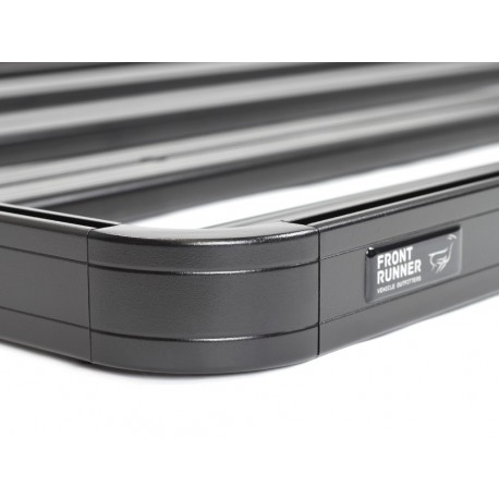 Galerie FRONT RUNNER Slimline II 1345 x 2166 mm Gutter Mount Haute pour Mitsubishi Pajero II 5 portes 1991-2000