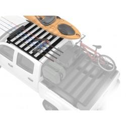 Galerie FRONT RUNNER Slimline II 1425 x 752 mm Gutter Mount pour Land Rover Defender