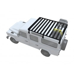 Galerie FRONT RUNNER Slimline II 1425 x 2166 mm Gutter Mount pour Land Rover Defender 110