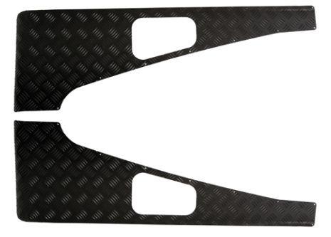 Protections d'ailes en aluminium FRONT RUNNER pour Land Rover Defender 90 et 110