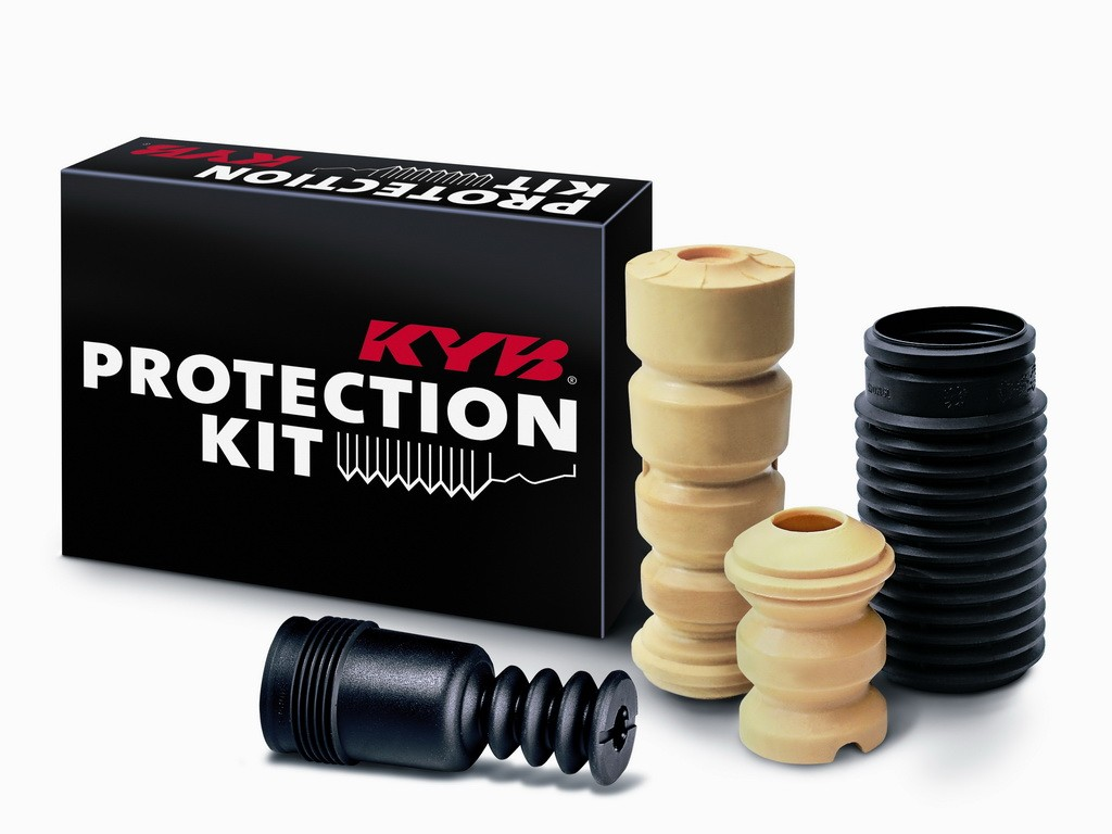 Protections d'amortisseurs AR KYB Nissan X-Trail I T30 2000-2007