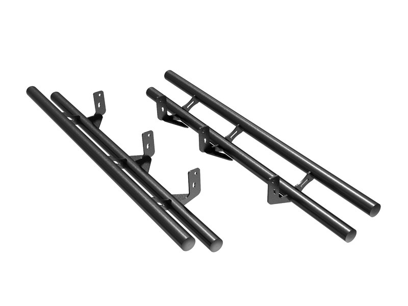 Rocksliders FRONT RUNNER pour Mitsubishi Pajero IV 3 portes 2007-2014