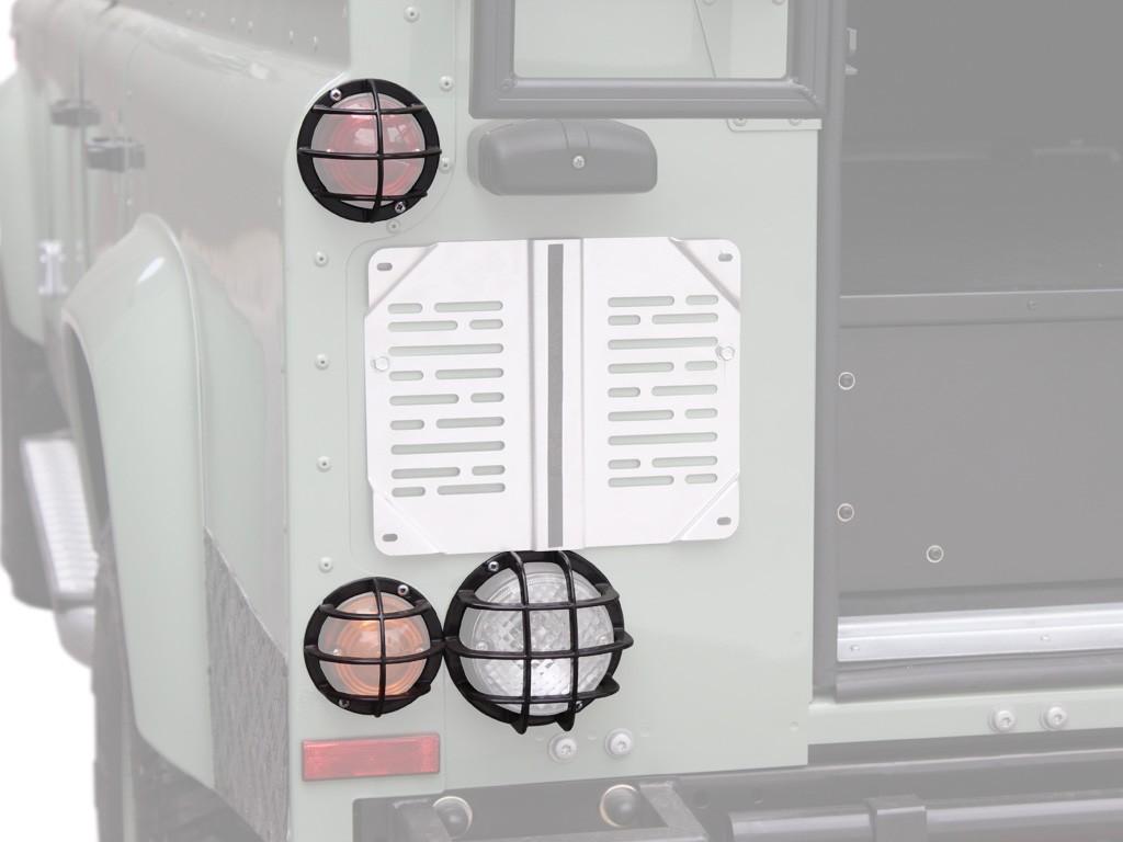Grilles de protection de feux arrière FRONT RUNNER pour Land Rover Defender TD4 2007+