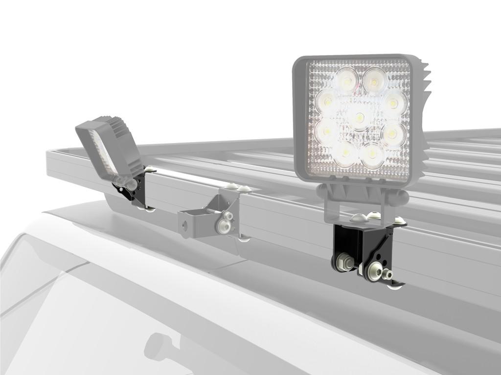 Support de phare ou d'antenne FRONT RUNNER sur galerie Slimline II