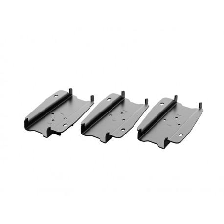 Supports de montage de auvent Rhinorack Foxwing sur galerie FRONT RUNNER Slimline II