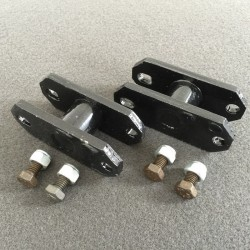 Entretoise +25mm pour Barre Anti-roulis AV EFS Toyota HDJ80 HZJ80