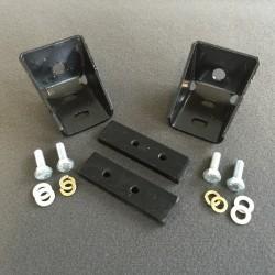 Renforts de Supports d'Amortisseurs AV EFS Mazda B2500/BT50 1999-2011