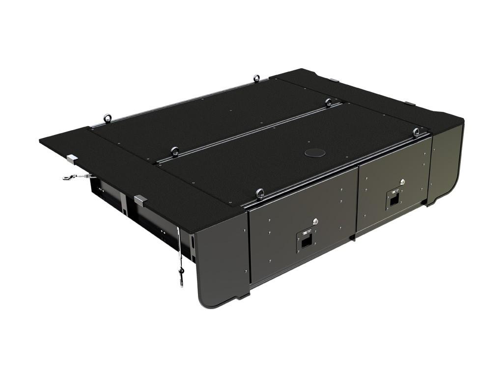 Aménagement de coffre FRONT RUNNER pour Nissan Patrol GR Y61