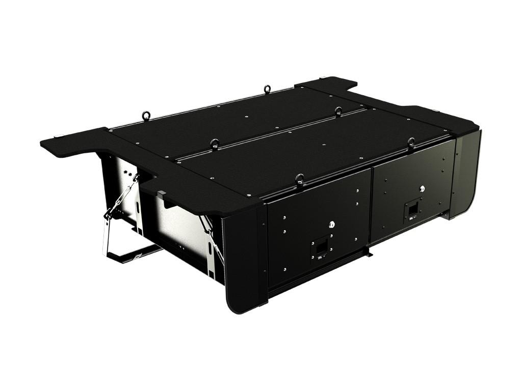 Aménagement de coffre FRONT RUNNER pour Toyota Land Cruiser KDJ150 et Lexus GX 460