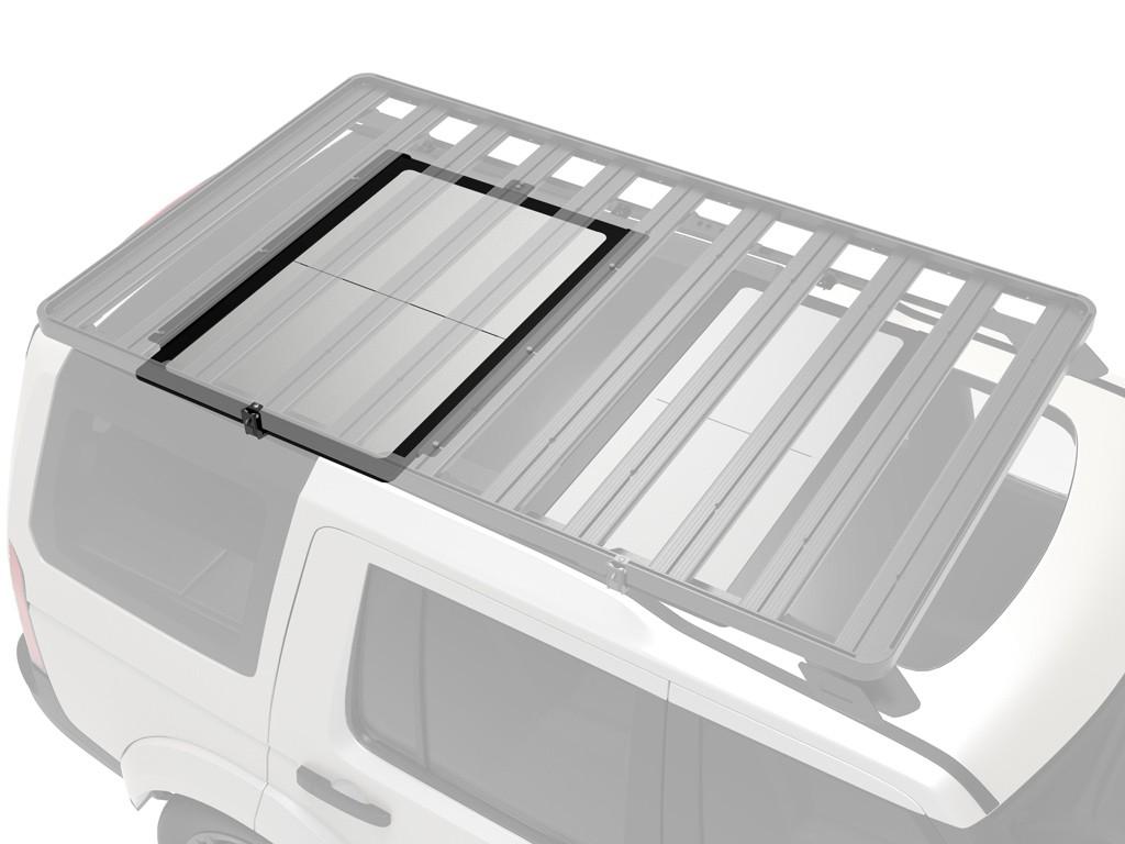 Kit Table de camping Pro 1130 x 750 x 730 mm + support de montage sous galerie FRONT RUNNER