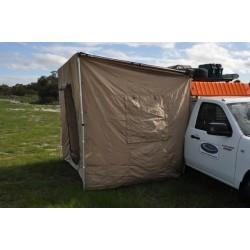 Chambre avec moustiquaire pour auvent Easy Out 2500 mm FRONT RUNNER