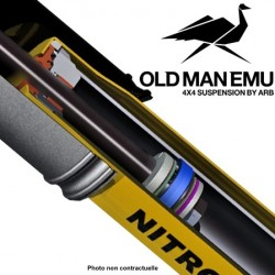 Amortisseur AR OME Sport (u) +40mm Mitsubishi Pajero Sport I 2000-2008 (ressorts ar)