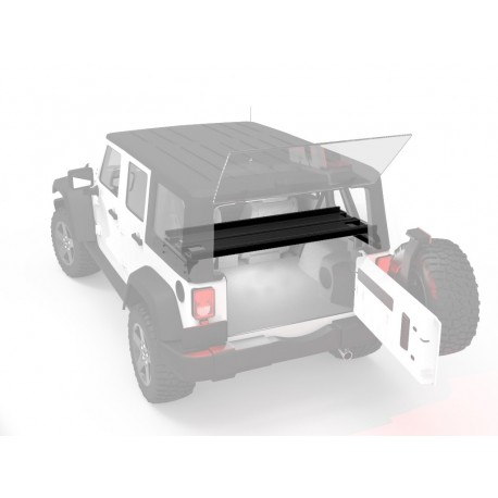 Galerie intérieure FRONT RUNNER pour Jeep Wrangler JK 5 portes 2007+