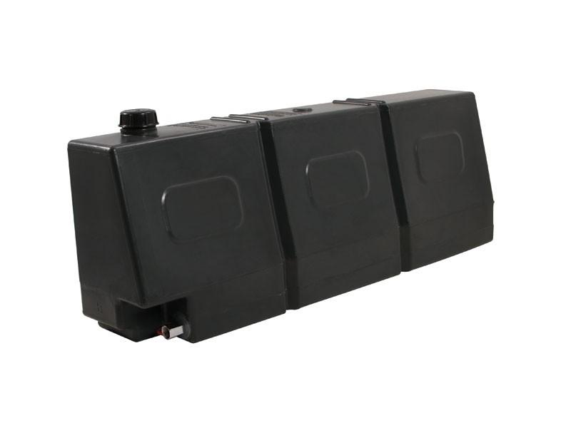 Réservoir d'eau 50 litres à pan incliné FRONT RUNNER 1000 x 360 x 200/150 mm