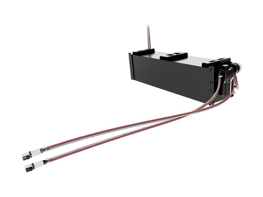 Réservoir d'eau 52 litres FRONT RUNNER 1065 x 230 x 285 mm en acier inox