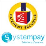 Logo SystemPay Caisse d'Epargne