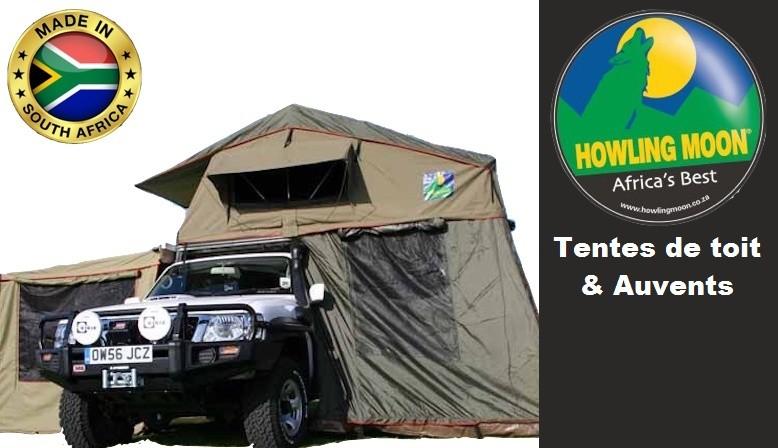 HOWLING MOON Tentes de toit et Auvents pour 4x4